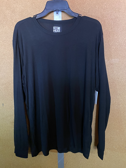 Black Long Sleeve Cold Resistant Shirt
