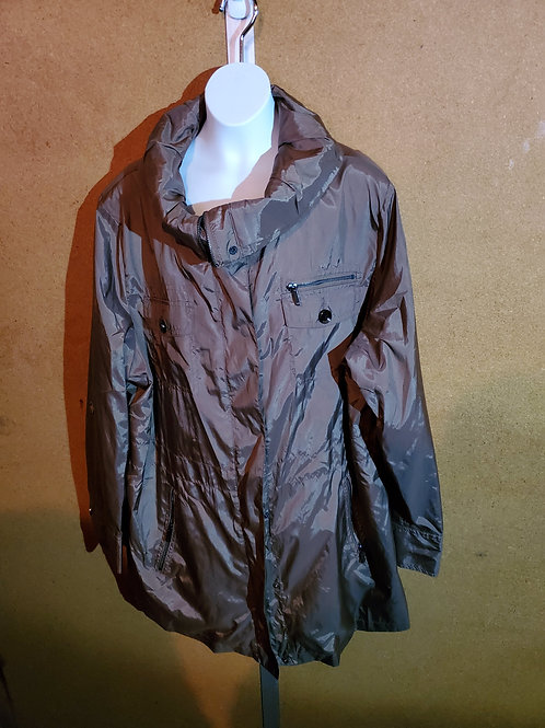 Gray Trench Coat