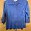 Thumbnail: Blue Button Up Blouse