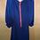 Thumbnail: Blue Puff Sleeve Dress