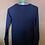 Thumbnail: Black Long Sleeve Dri-Fit Shirt