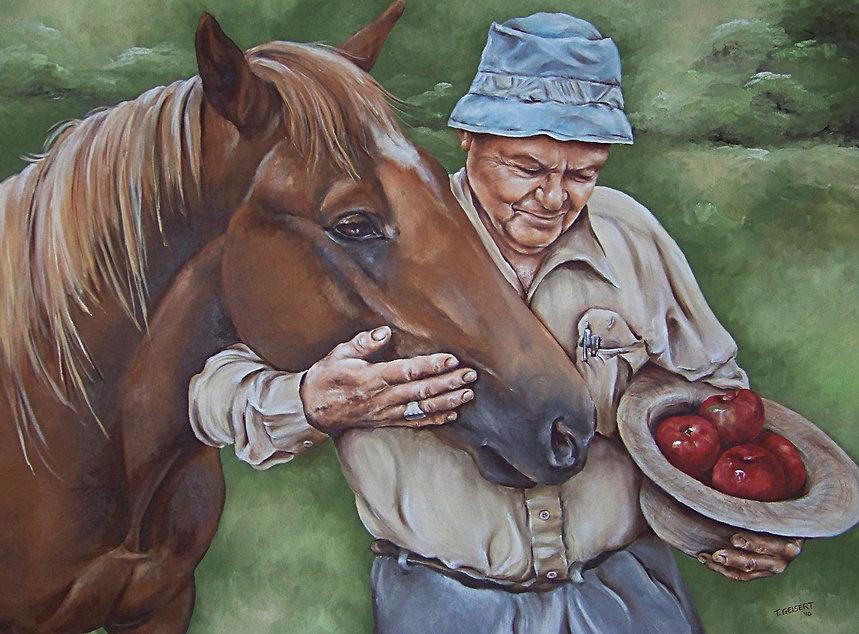 Oil Portrait Artist