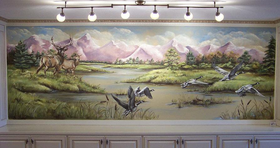Wall Art Muralist