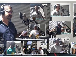 Coisa boa chegando!!! CD Novo do Pr Aguinaldo Silva com aquele Samba Adorador e convidados especiais