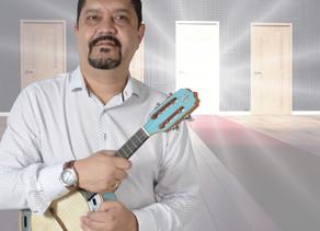 """Novo Album do Pr Aguinaldo Silva com aquele Samba Adorador!!!! """"UMA SAÍDA"""" em todas as Plataformas!!"""