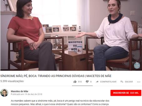 SÍNDROME MÃO, PÉ, BOCA: TIRANDO AS PRINCIPAIS DÚVIDAS | MACETES DE MÃE