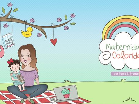 Maternidade Colorida entra para a rede de blogs da TopMothers
