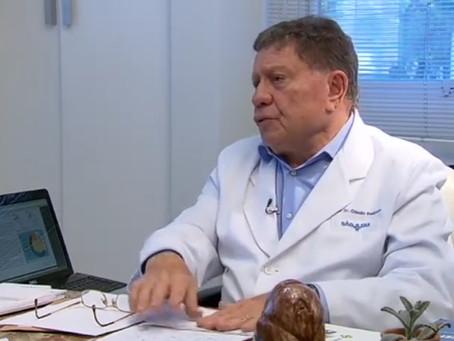 Médicos trabalham há mais de 50 anos e não pretendem parar tão cedo