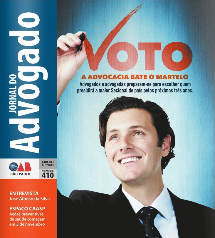 Jornal do Advogado - DrAlfonso - capa