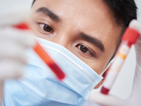 Pesquisas indicam que a Covid-19 atua no sangue de pacientes infectados