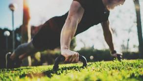 Atividades físicas ou laborais em casa podem causar danos à coluna