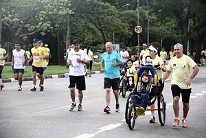 3ª  Inclusão a Toda Prova - Corrida e Caminhada é destaque no ESTADÃO.