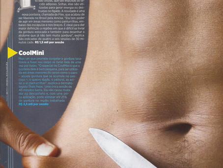 Tratamentos não invasivos podem acabar com a gordura localizada abdominal