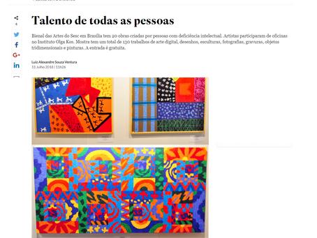 Instituto Olga Kos no blog Vencer Limites