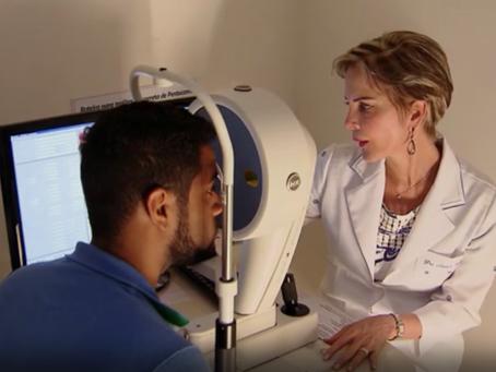Morador da Bahia faz implante de Anel de Ferrara para tratar Ceratocone