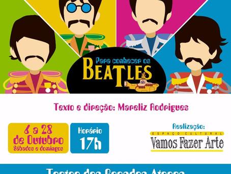 Beatles para crianças na Barra