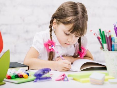 Como ajudar as crianças a fazerem a lição de casa quando elas não gostam.