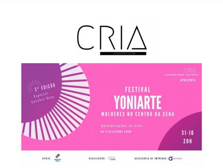3ª Edição de festival de teatro só com mulheres emcena prestigia o outubro rosa