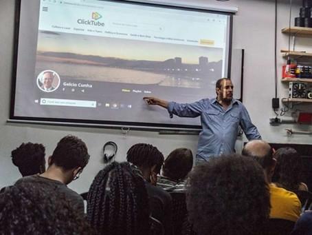 Uma experiência pioneira na Web: plataforma de vídeo reúne canais produzidos por jornalistas