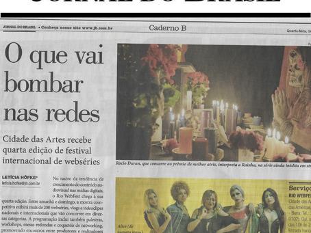 Cidade das Artes recebe quarta edição de festival internacional de webséries
