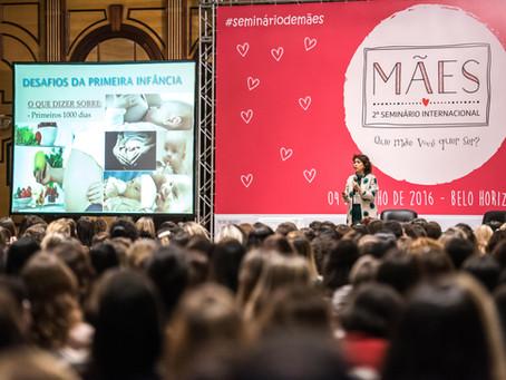 São Paulo receberá pela primeira vez Seminário Internacional de Mães