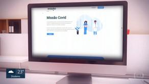 Missão Covid é Projeto de destaque em 2020
