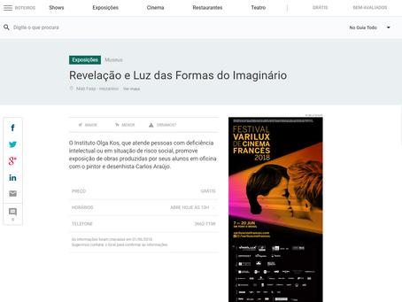 Instituto Olga Kos de Inclusão Cultural no Guia Folha