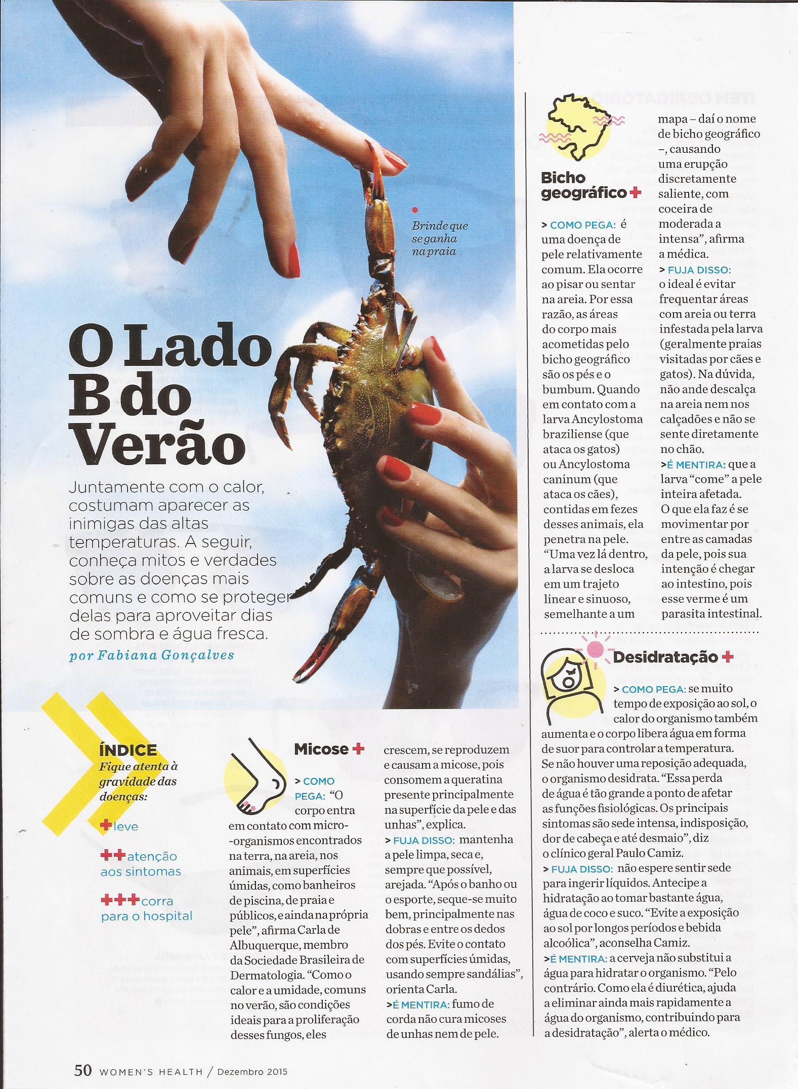 Women´s Health pág 1