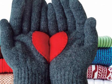 Campanha vai arrecadar agasalhos e cobertores para as pessoas em situação de rua