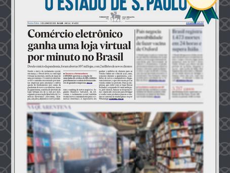 Comércio eletrônico ganha uma loja virtual por minuto no Brasil