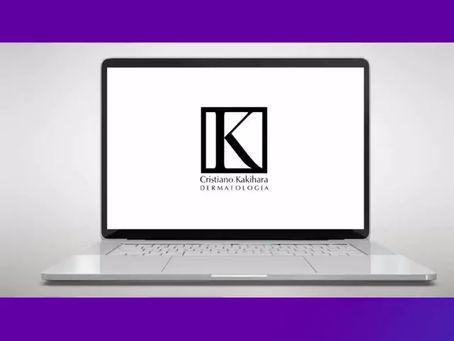 Site do Dr. Cristiano Kakihara é entregue