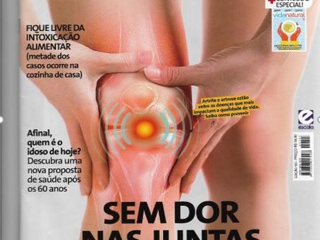 Revista Viva saúde publicou matéria sobre os problemas causados pela mochila pesada