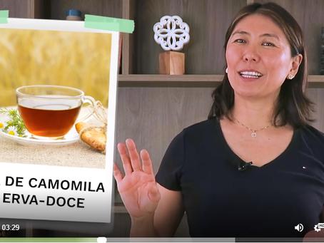Mito ou verdade: chá emagrece?