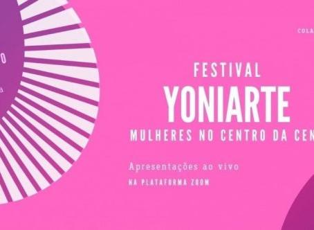 3ª Edição de festival de teatro só com mulheres prestigia o outubro rosa
