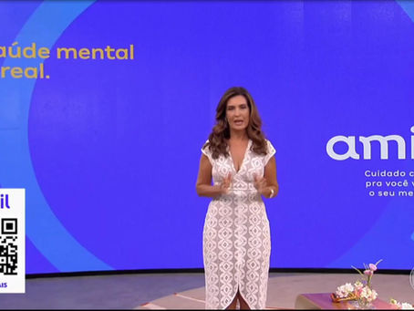 Saúde mental: Campanha da Amil chama atenção para o problema que se espalha como um vírus