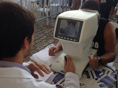 1 em cada 2000 brasileiros é acometido por doença que provoca alterações na córnea