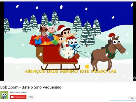 Bob Zoom lança música especial para o Natal
