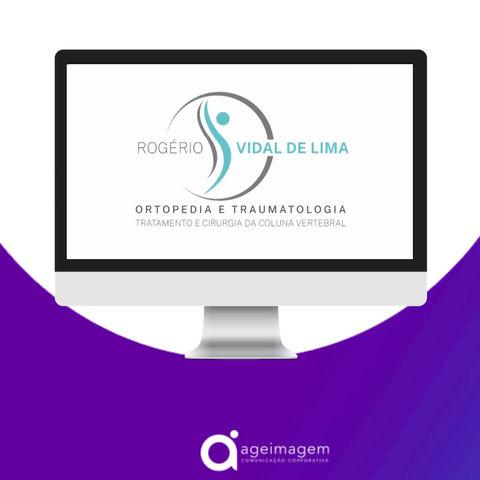 Site do Dr. Rogério Vidal é entregue