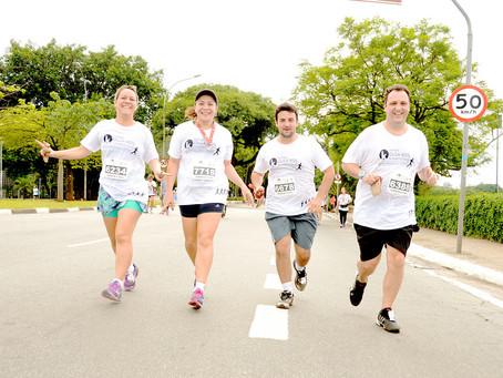 Em corrida, 18 mil homenageiam Dia Mundial da Pessoa com Deficiência