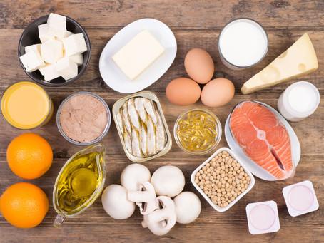 Vitamina D e Ferro: você sabe por que elas são importantes?