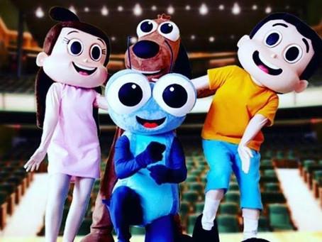 Espetáculo infantil 'Bob Zoom - Show' tem apresentação única no Teatro Jorge Amado