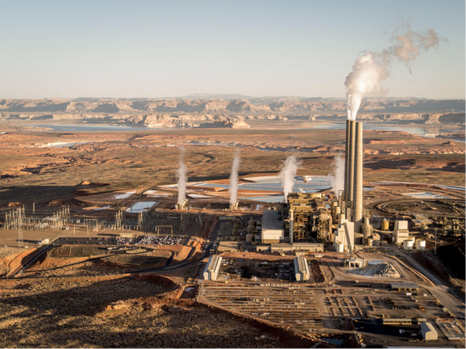 Coal Mining on Navajo Nation's Land