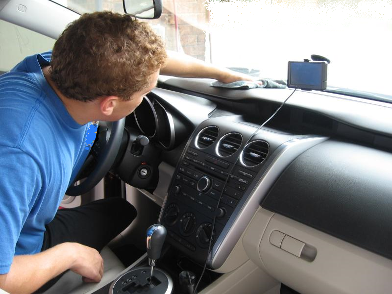 Interior Detail SUV/Minivan/Pickup