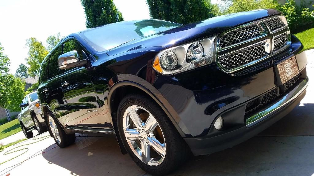 Exterior Detail SUV/MiniVan/Pickup