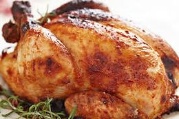chicken - order by 5pm on 3/23