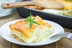 gratin - order by 5pm on 3/30