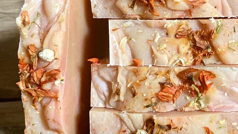 Orange Blossom Artisan Soap