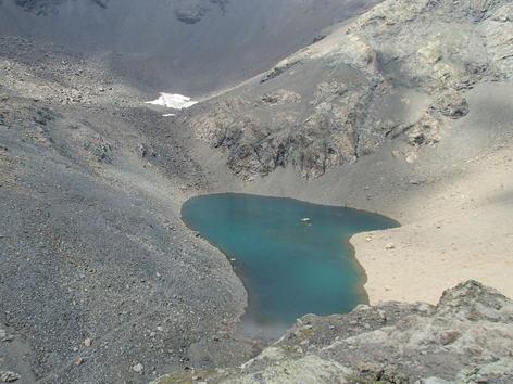 Le lac de Malcros