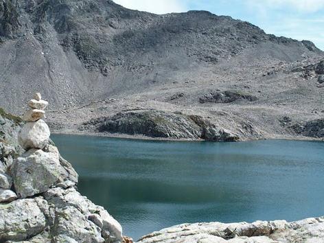 Les lacs de Crupillouse