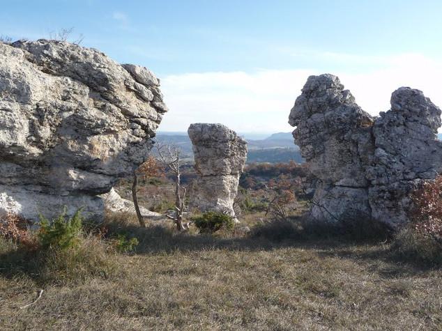 Alentours de Forcalquier